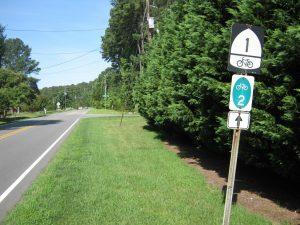 Bike routes!